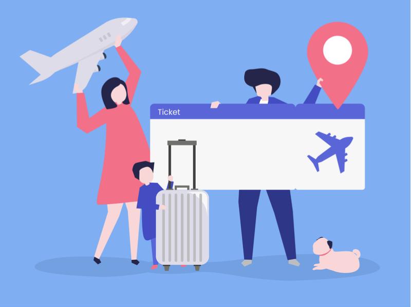 【図解】日本人出国者数、2019年10月は1%増の166万人、増加基調が緩やかに -日本政府観光局(速報)