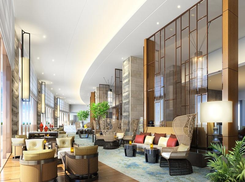 グアム・タモン湾の高台に新高級ホテル、2020年3月に全340室で開業へ