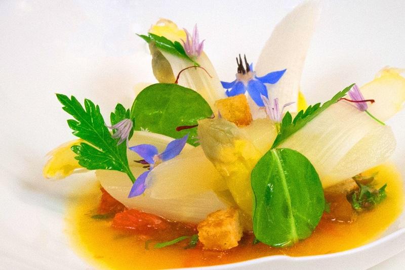 フランス2ツ星シェフの特選料理を東京で、グランドプリンス高輪が限定企画
