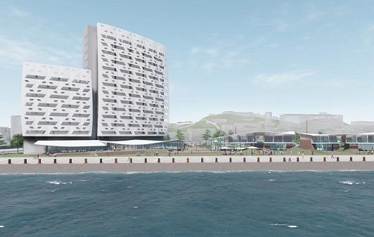 星野リゾート、山口県下関市に「OMO」開業へ、2023年に港湾エリアで