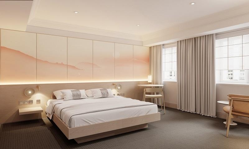 プリンスホテル、英ロンドンに海外向け高級ブランドホテルを9月開業へ、世界展開の1号店