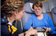 ルフトハンザ航空、機内で心電図計測を可能に、モバイル機器の利用で地上の医療機関と連携