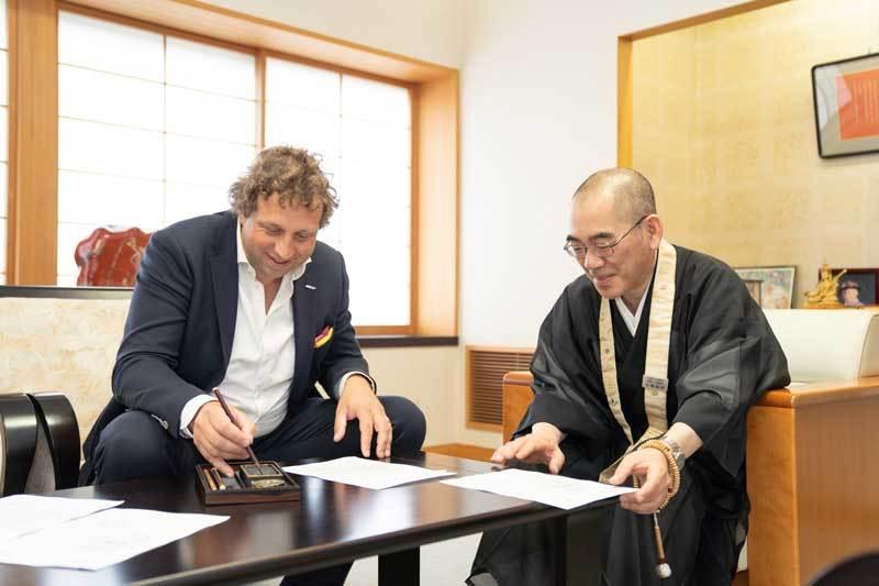 タビナカ施設チケット専門「Tiqets」が比叡山延暦寺とパートナーシップ合意、アクセス含むパッケージ販売などの予定も
