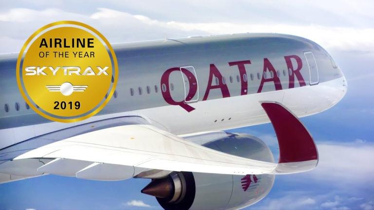 格付け会社の航空会社ランキング2019、世界1位はカタール航空、日系2社も高評価、LCC部門トップはエアアジアに ―スカイトラックス