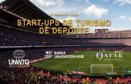 国連世界観光機関(UNWTO)が「スポーツツーリズム」で起業家コンテスト、FCバルセロナと連携で