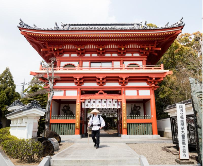 外国人「お遍路さん」が急増、日本人は大幅減、地域の受け入れ態勢の課題など浮き彫りに ―四国経済連合会