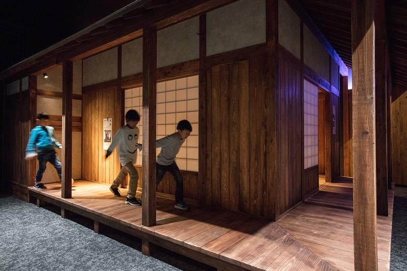 小田原城で子ども忍者体験、観光協会が特別企画で、風魔忍者の普及も目的に