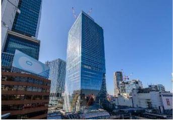 渋谷駅直結の新名所「渋谷スクランブルスクエア」の開業日が11月に決定、展望施設の入場チケット予約は9月1日から