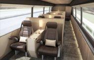 西鉄、高級バスツアーの新ブランド「グランデイズ」発表、定員12名で上質な空間には「大川家具」を採用