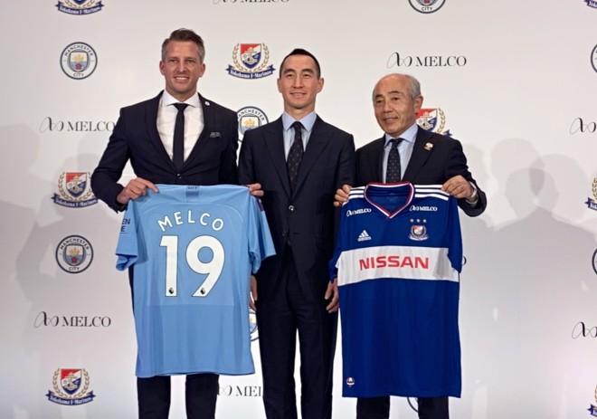 統合型リゾート(IR)のアジア大手メルコリゾーツ、横浜F・マリノスとパートナーシップ契約を締結
