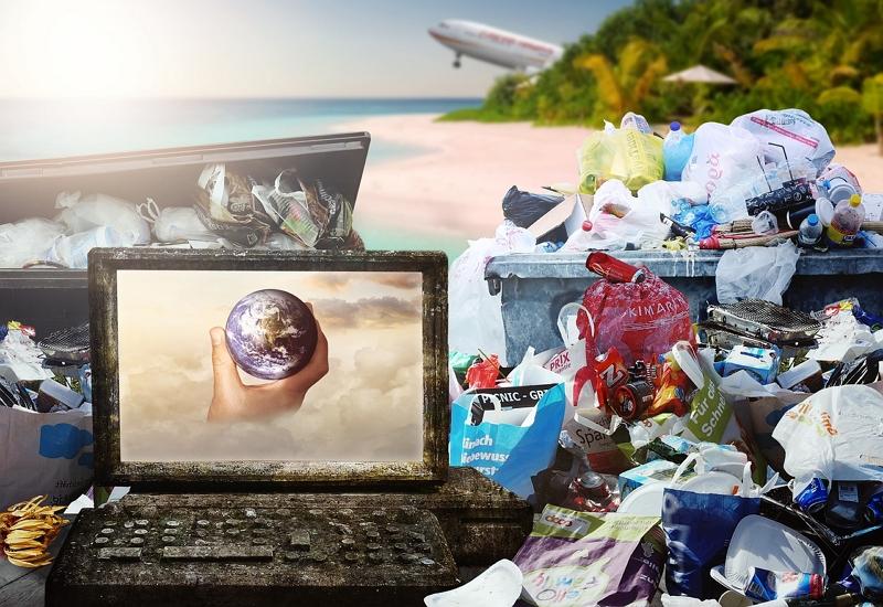 巨大空港の「プラスチック汚染」が深刻化、苦戦する米国での取り組みと課題とは?【外電】