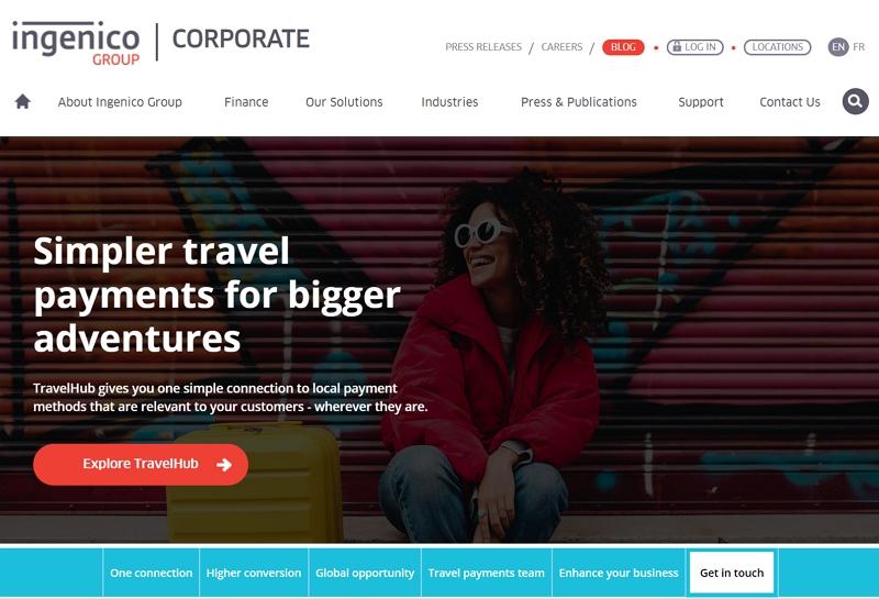 決済大手「インジェニコ」、旅行会社向けソリューションを発表、複数の支払手段や通貨に対応