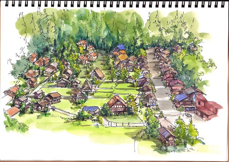 世界遺産・白川郷で地域商社「合掌ホールディングス」発足、観光客急増で混雑する地域の課題解決へ