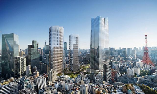 東京に新名所、新たな「ヒルズ」が虎ノ門・麻布台エリアに、オフィス・ホテルなど新プロジェクト始動