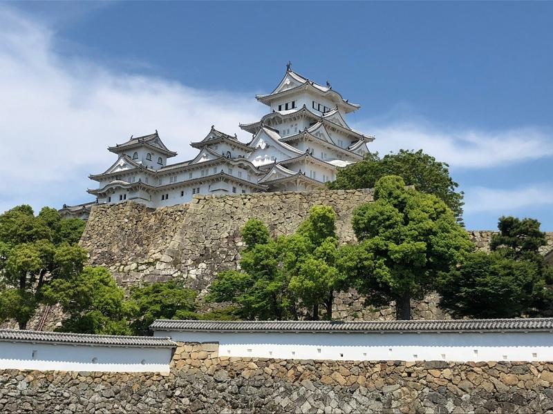 クチコミで選ぶ「日本の城」ランキング、「姫路城」が4年連続1位、初登場は「津山城」「島原城」