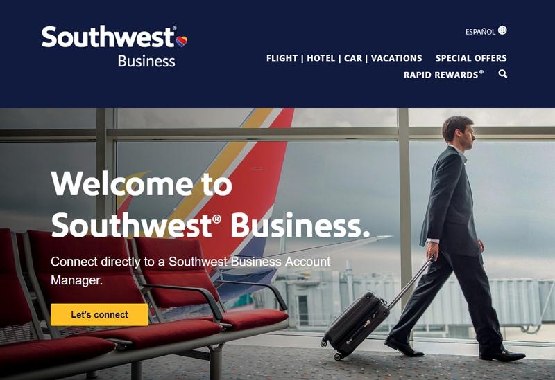 サウスウエスト航空がGDS予約を開始、直販に続く「第3の柱」に、トラベルポートやアマデウスと来年から