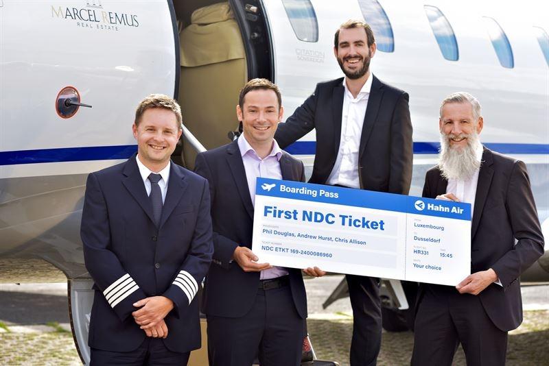 航空BtoBハーンエアー、NDC対応プラットフォームを稼働、未対応の航空会社でも予約可能に
