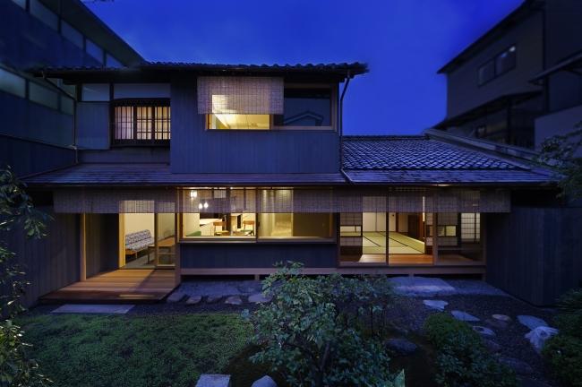 ワコール、京都に5軒目の宿泊施設、築95年の西陣織商家の町家を改修、デザインは「ミナペルホネン」の皆川氏