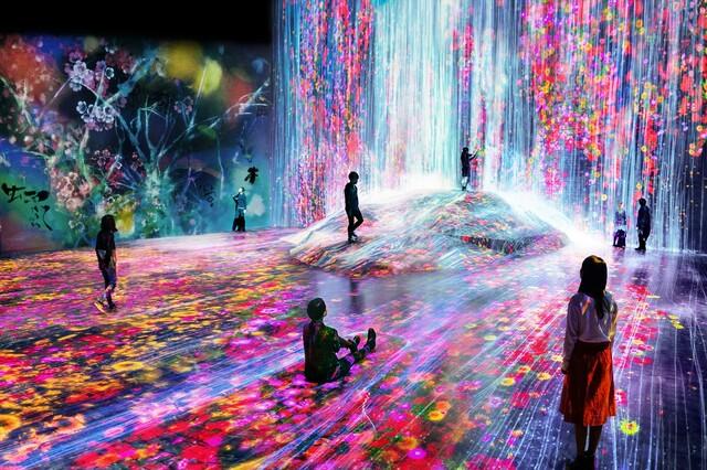 米TIME誌「世界で最も素晴らしい場所100選」で日本は4か所選出、チームラボのデジタルアート施設や「MUJI HOTEL」など