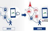 JR東日本アプリで鉄道以外の複合経路検索が可能に、MaaS展開を強化