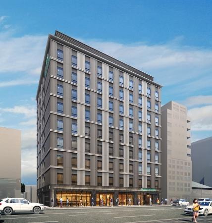 京都市にプリンスホテルが新ブランドで開業へ、イノベーション追及の宿泊特化型、全173室で