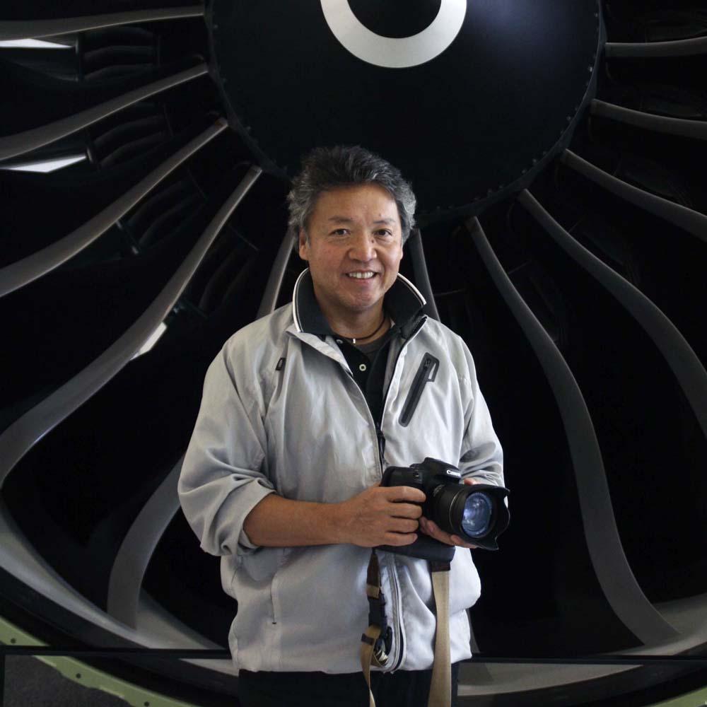 秋本俊二(Shunji Akimoto) 作家/航空ジャーナリスト