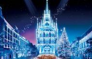 ハウステンボス、今冬も世界最大1300万球の「光の王国」開催、白い光の「白銀の世界」テーマに