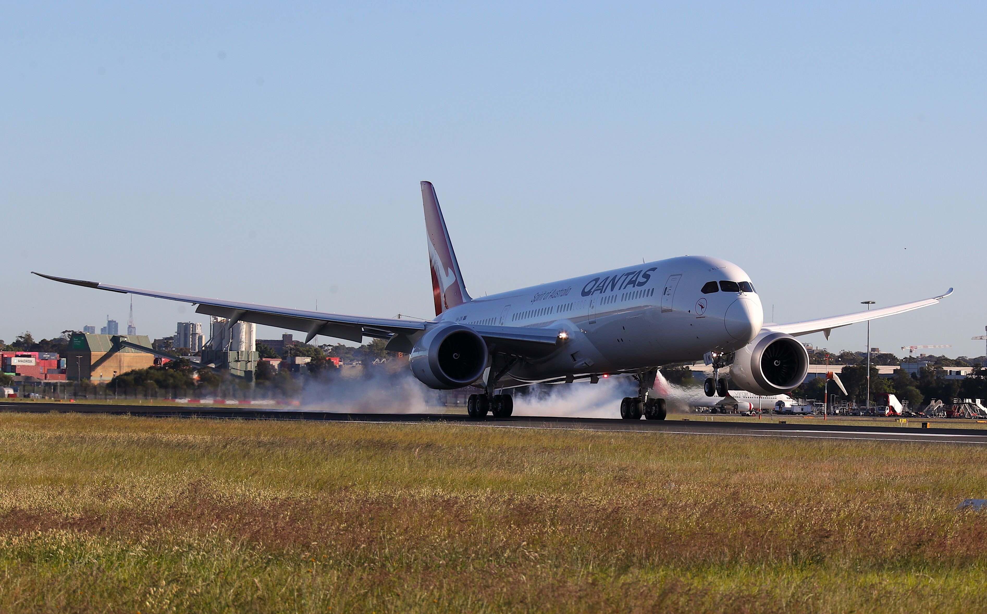 カンタス航空、超長距離の19時間超「ニューヨーク/シドニー」線の調査飛行を実施、定期運航へ弾み