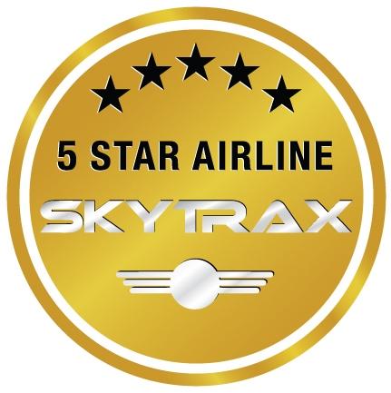 JAL、航空会社の格付け「5つ星エアライン」を獲得、2年連続で