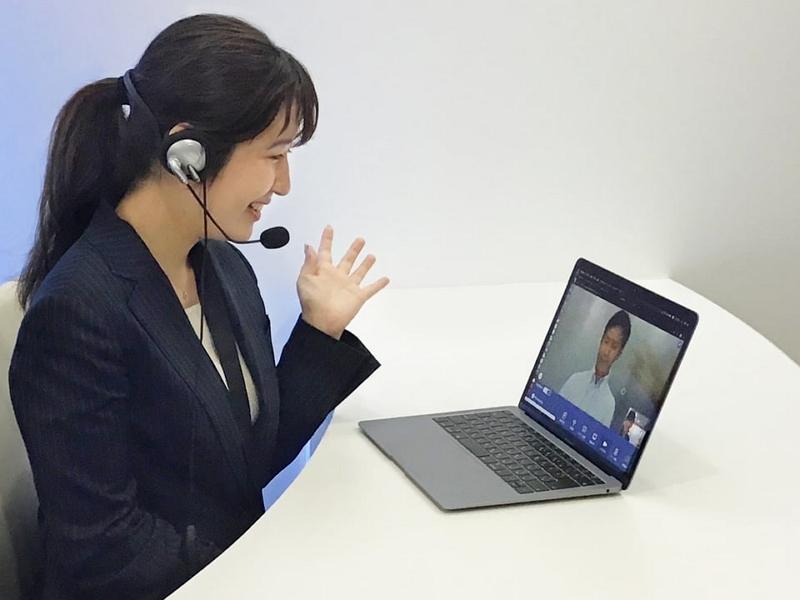 JTB、スマホで留学相談を可能に、テレビ電話形式で専門カウンセラーが対応