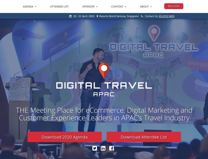 デジタルトラベルAPAC2020