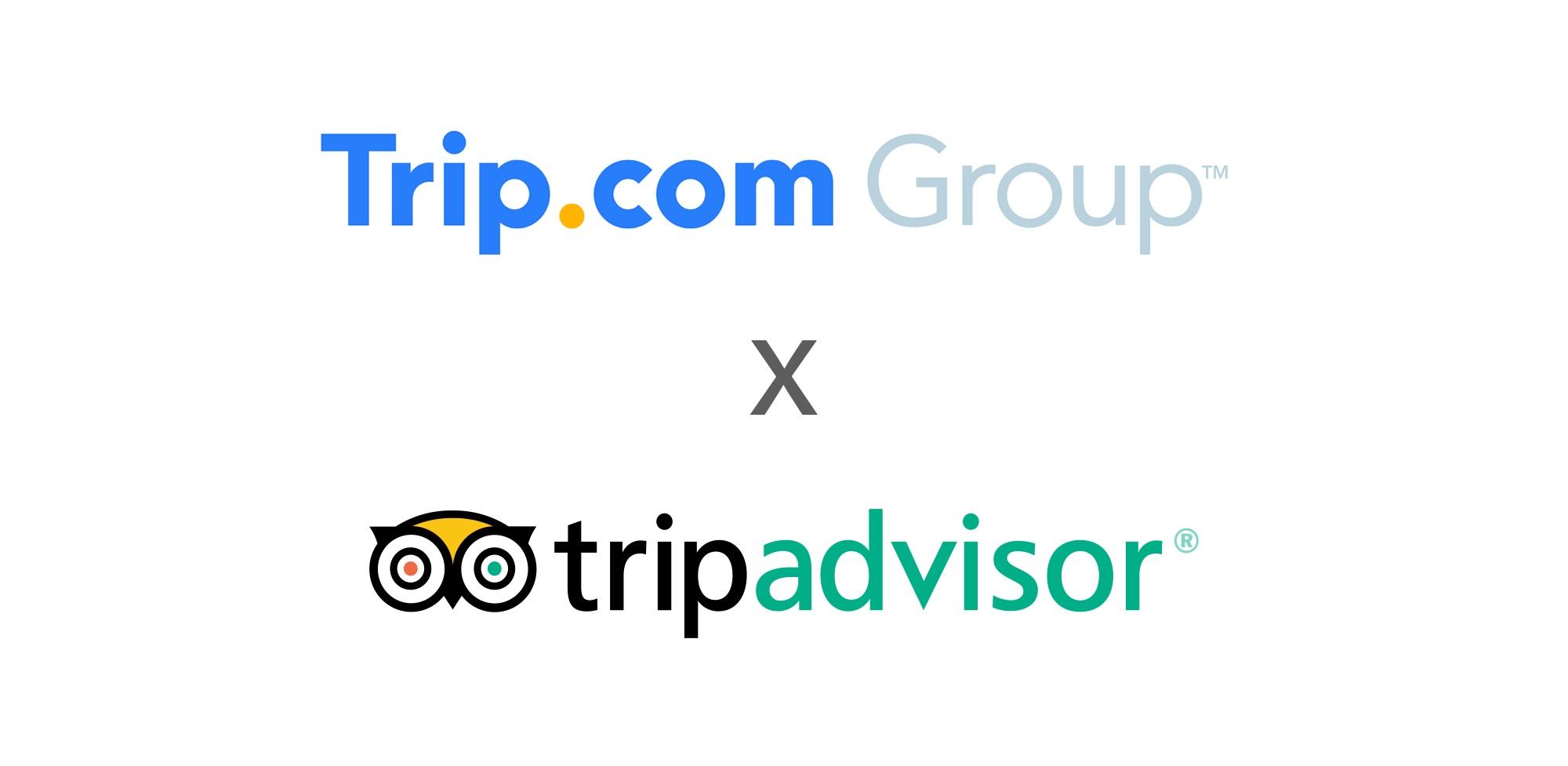 Trip.comとトリップアドバイザーが戦略的協業へ、新会社も設立、中国市場でブランディングやコンテンツ共有など