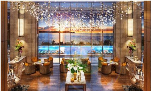 グアムに日系の高級ホテルが開業へ、タモン湾の高台に27階建て、スイート62室の全340室で
