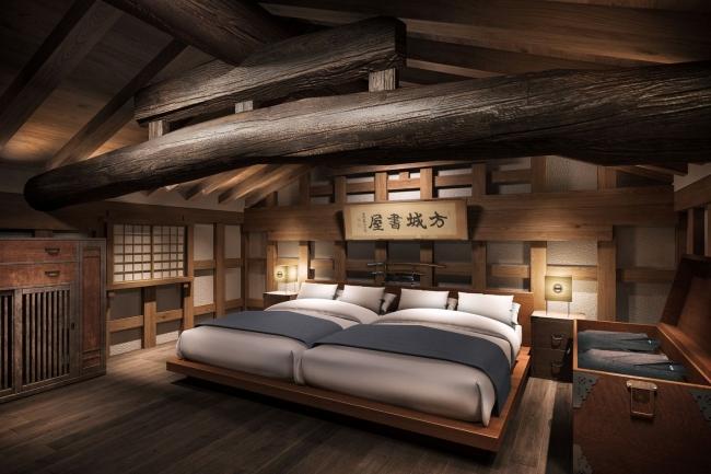 秋田・角館の「蔵」を宿泊施設として開業へ、JR東日本と観光協会ら連携で、旧家の暮らしぶりを再現