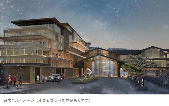 アジアIR大手メルコリゾーツ、奥志賀高原で複合型高級リゾート開発へ、冬リゾートから通年型アクティビティ提供へ