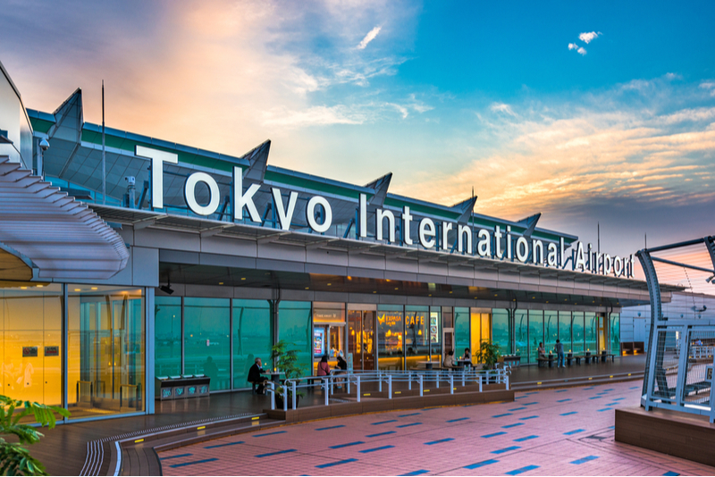 羽田空港、6年連続で「5つ星エアポート」に選定、地方空港部門では中部国際空港も