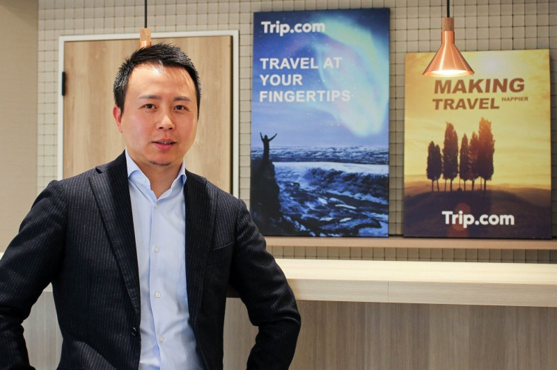 Trip.comグループ(旧シートリップ)の日本トップに聞いてきた、訪日中国人客の地方送客から日本人の海外旅行の展開まで