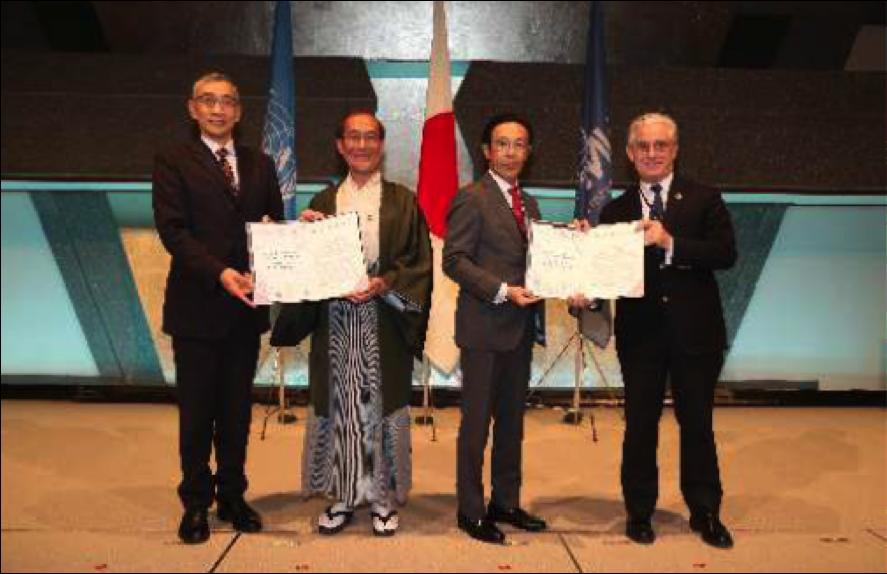 国連世界観光機関、持続可能な観光に向けて「京都宣言」を採択、国際会議で「京都モデル」の推進を明記