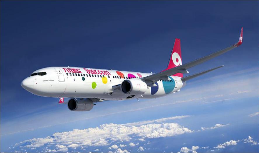 中国LCC「九元航空」、関西/広州線に新規就航、関空の広州便は週28便に拡大