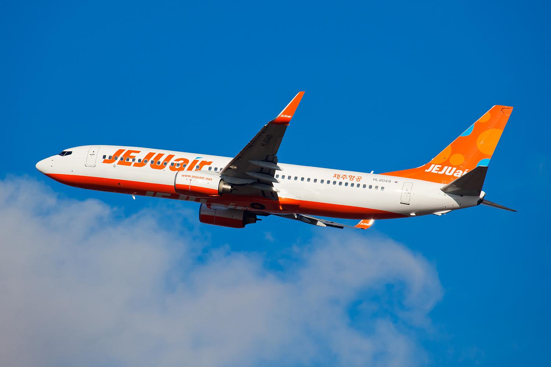 韓国LCCが再編、チェジュ航空がイースター航空を買収、年内に株式売買契約を締結へ