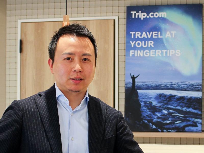 【年頭所感】Trip.comグループ日本代表 蘇俊達氏 ―アフターコロナは地域・国内観光の振興に貢献