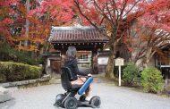 滋賀県大津市「麒麟がくる」ゆかりの寺でモビリティのシェアリング、WHILLでラストワンマイル支援