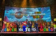 USJ、スマホ連動型の新エリアの概要発表、任天堂マリオゲームの世界を実体験【動画】