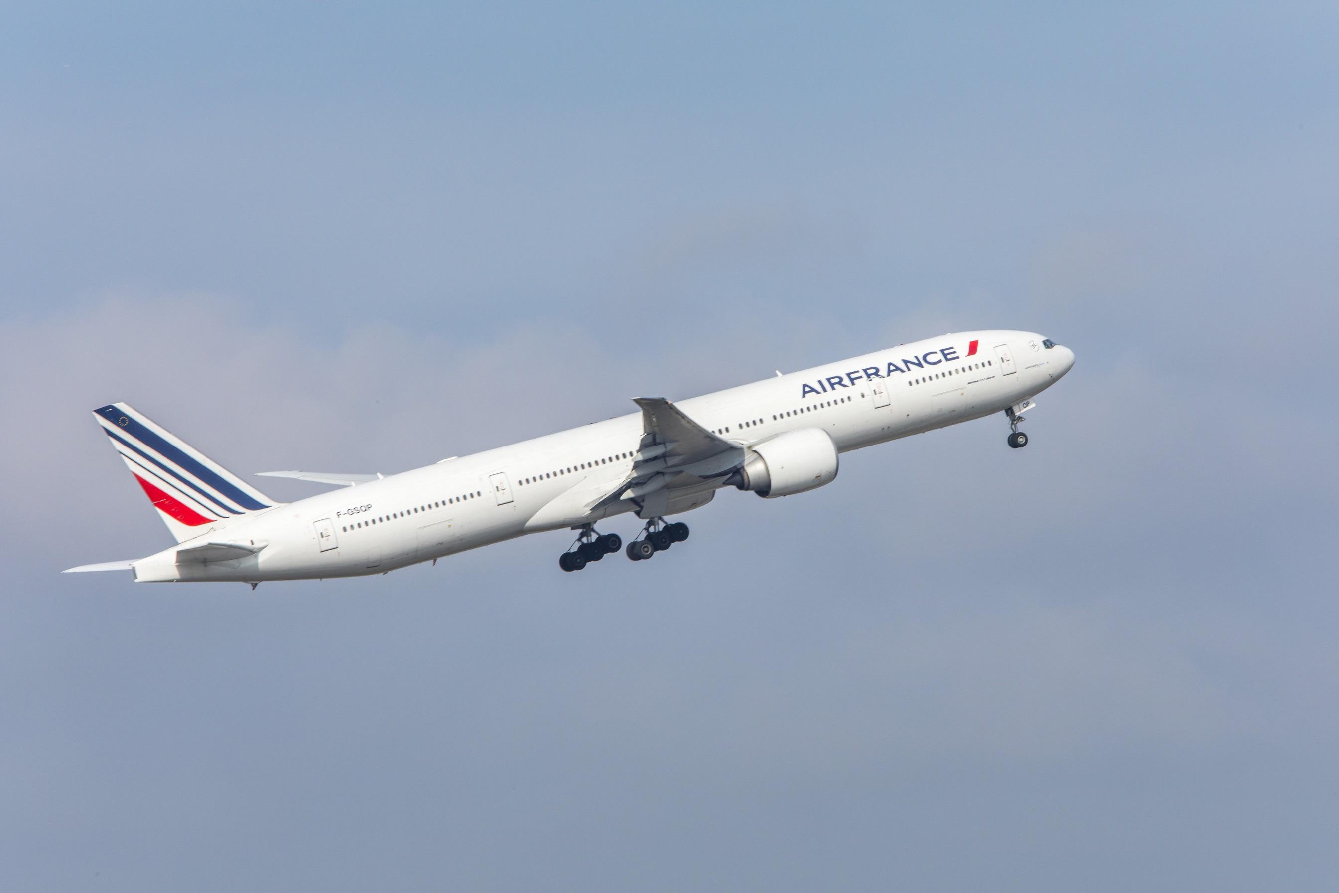 エールフランス航空、羽田/パリ線を増便、午前便を追加、日本/パリ間は週最大35便に