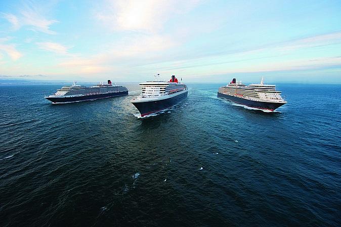 豪華客船「クイーン・エリザベス」、2022年春は横浜発着で6クルーズ、沖縄・台湾の組み合わせも