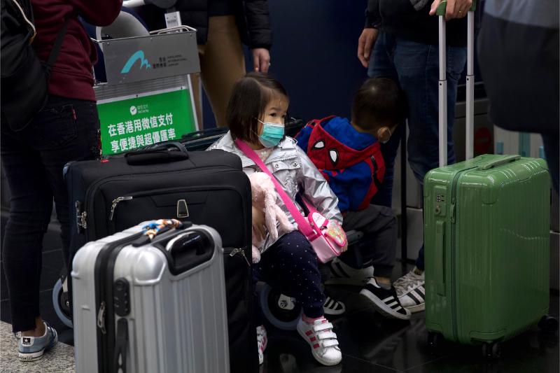 外務省、中国・湖北省全域に渡航中止勧告、感染症危険情報「レベル3(渡航は止めてください)」に引き上げ