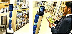 ANA、アバター技術を訪日客向け観光案内所に提供、遠隔スタッフが観光案内