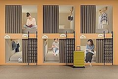 星野リゾート、初のホステルを開業へ、都市型観光ブランド「OMO」でカプセル風ドミトリー、1泊2818円から