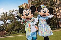 HIS、ハワイでディズニーキャラに会える貸切ランチパーティ、夏休み限定企画で