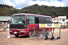 宮崎県日南市、プロ野球キャンプシーズンに可動式宿泊施設とマイクロモビリティ活用の実証実験